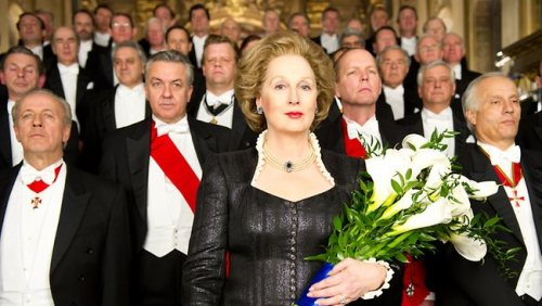 The Iron Lady- Meryl Streep
