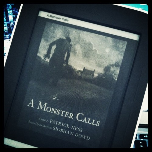 Um, I'm kind of stoked to start reading this one. #amreading  (Taken with instagram)