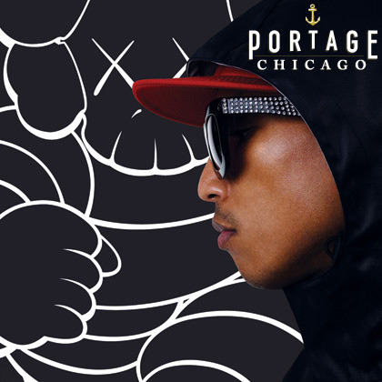 WWW.PORTAGECHICAGO.COM KAWS X PHARRELL X LANVIN NEED THESE FRAMES?  WE GOT EM!