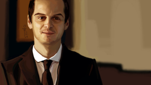 Jim Moriaty-Andrew Scott Taking Time - 2 hours