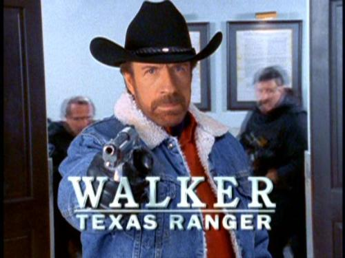 TV Show: Walker, Texas Ranger Episode: The Crusader (Season 6, Episode 16) Air Date: 1/31/1998 Wrestler(s) captured: 'Rowdy' Roddy Piper (as Cody 'The Crusader' Conway) IMDB Page: Walker, Texas Ranger - The Crusader