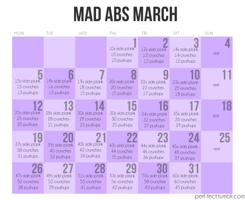perf-fect:  here you go :)  Time to kick it up for March :D