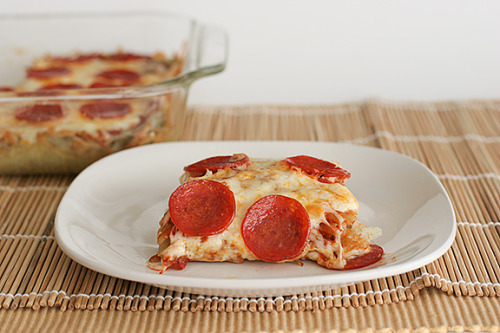 fattributes:  (via Cookbook of the Month Recipe – Potato Pizza Pie |)