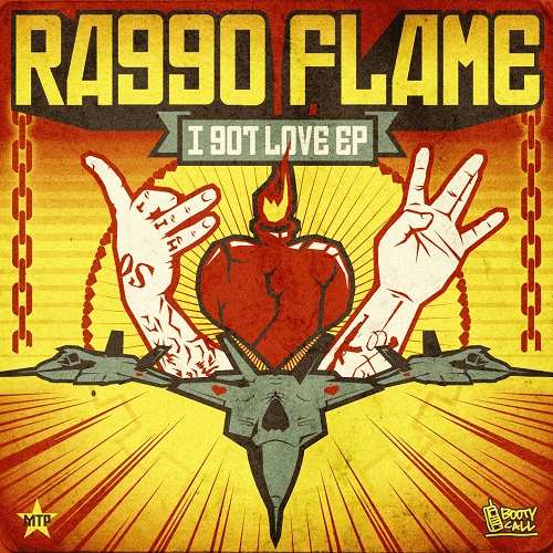 "Raggo Flame - I Got Love EP [BCR0016] Label : BOOTY CALL RECORDS Catalogue number : BCR 0016Format : DigitalRelase date : February 27th 2012Title : I Got Love EPArtists : Raggo Flame / Boomclap Sound Crew / LeatherfaceTracklist:01 - Raggo Flame - I Got Love02 - Raggo Flame - I Got Love (Boomclap Sound Crew Remix)03 - Raggo Flame - Partner Fucked Up04 - Raggo Flame - Partner Fucked Up (Leatherface Remix)Supported by : Feadz, Wildlife, DJ Funk, Lol Boys, Thee Mike B, Kill Frenzy, DJ Tuco, CHEF …After a hip hop evening where booze, Jack Daniel's and other heeling herbs flowed freely, Raziek and Mago decided to create Raggo Flame with the shared will to dynamite the French club scene with lots of love, bass music, R&B and rap vocals and also full of tropical sounds.Their respective stories make them the most explosive French clubbing sound tandem on stage, their own productions will soon be released. They naturally release their first EP on Booty Call Records, after remixes for Kesmo, Ollie Macfarlane and other live shows as besides Borgore at La Machine du Moulin Rouge in Paris last October.""I Got Love"" is a tribute to a hip hop Californian icon during those rough and violent times but most of all it's a way to bring back love as a keypoint in clubbing.Lol Boys' remix under the name ""Boomclap Sound Crew"" gives a minimal house tech touch to a bass track, it's with talent that those Canadians give a new dimension to this first EP.""Partner Fucked Up"" follows the direction given by the first tracks by the will to highlight the Club in their music, still mainly influenced by Trap music as Waka Flocka.In charge of the horror juke remix in the Nightmare Juke Squad way Leatherface does it once again with a huge dose of horror, as sharp as a well oiled chainsaw.Both southerners have got energy, love and an incredible technique, 2012 might well be their year! iTunes: http://bit.ly/yKXWnjBeatPort: http://bit.ly/wJIZMCJunoDownload: http://bit.ly/xHhAWGSoundCloud: http://bit.ly/zt0gHBDeezer: http://bit.ly/zHO3zBYouTube: http://bit.ly/zeEMIZ"