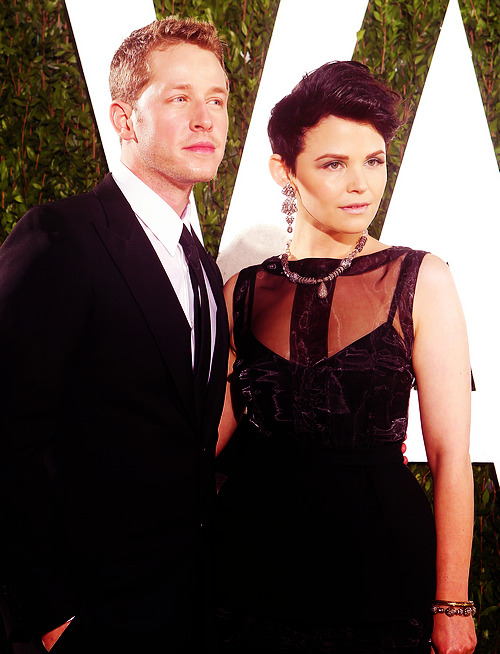 Josh Dallas and Ginnifer Goodwin play Prince Charming/David Nolan and Snow White/Mary Margaret Blanchard in Once Upon a Time