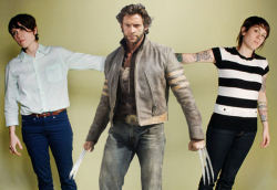 tegan and sara and wolverine