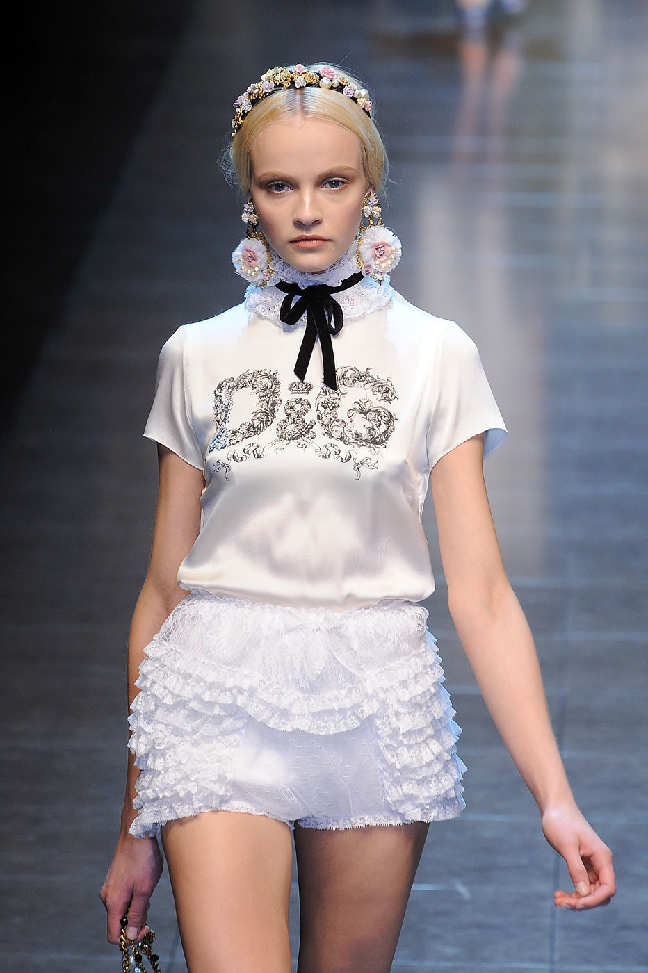 Dolce and Gabbana Fall 2012, February 26th
