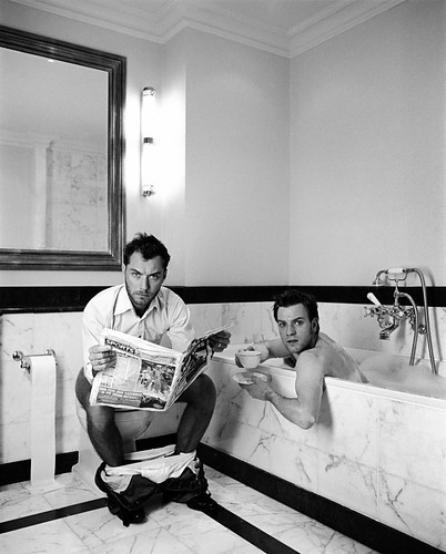 Jude Law & Ewan McGregor.