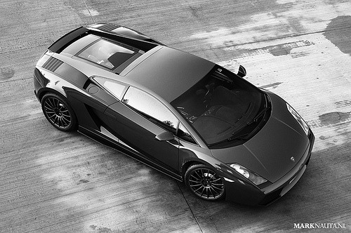 thesilverzonda:  Lamborghini Gallardo Superleggera   Got. Damn.