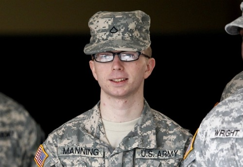 Bradley Manning has been nominated for the Nobel Peace Prize. (via inothernews)
