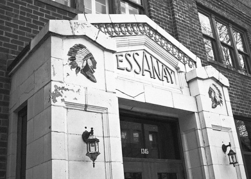 Essanay Studios on Flickr.Uptown!