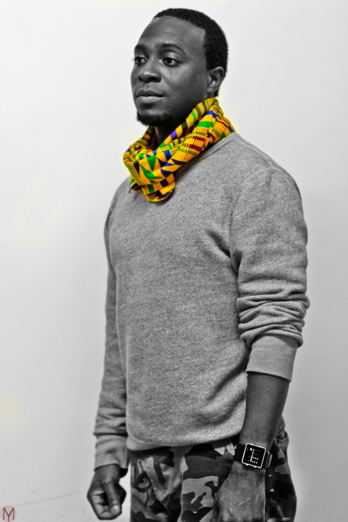 blackfashion:  #kente @marvinyves