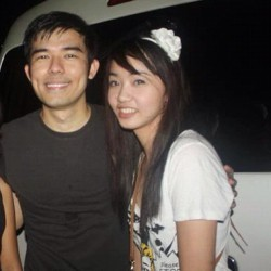 Monday: with him, Champ of Hale, after concert 2010 #philippines#tarlac#2010#champ#hale#artist#bands#pinoybands#pinoy#famousartist#famous#havingagoodtime#instagram#instagood#cute#handsome#chinese#pinoy#pinay#asian#asiangirl#party#concert (Taken with instagram)