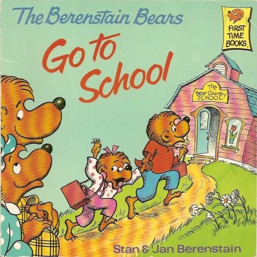 "firthofforth:  soupsoup:  evangotlib:  Berenstain Bears co-creator Jan Berenstain dies Jan Berenstain, who with her husband Stan created the Berenstain  Bears books that have charmed preschoolers and their parents for 50  years, has died. She was 88. Mike Berenstain says his mother suffered a severe stroke on Thursday  and died Friday without regaining consciousness. She was a longtime  resident of Solebury in southeastern Pennsylvania. The Berestains' gentle stories of Mama Bear, Papa Bear, Brother Bear  and Sister Bear address childhood subjects like coping with new  siblings, summer camp and peer pressure. Stan and Jan Berenstain, both Philadelphia natives, were 18 when they  met on their first day at art school in 1941. Stan Berenstain died in  2005. The first Berenstain Bears book, ""The Big Honey Hunt,"" was published  in 1962. More than 300 titles have been released in 23 languages. I love these books.  Sad.  Part of my childhood has died  The Berenstain Bairs Go To The Funeral."