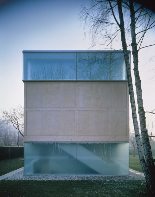 Sammlung Goetz Museum in Munich, Germany, by Herzog and de Meuron