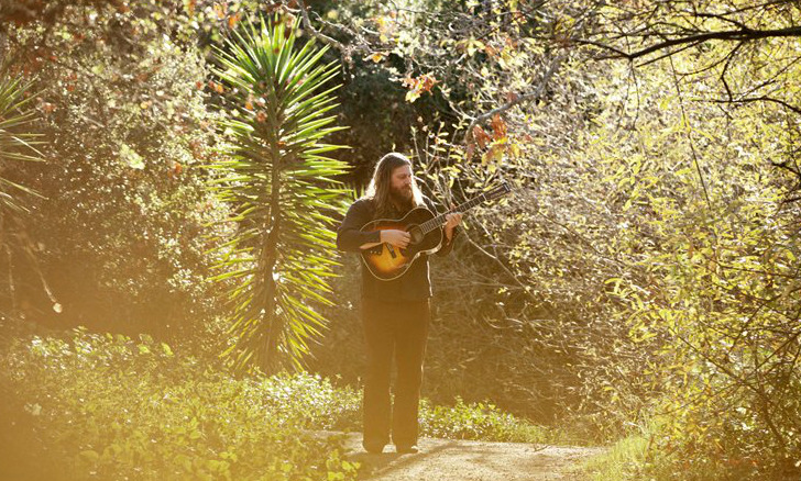 LA-based musician The White Buffalo aka Jake Smith shares a poetic new track from his debut album