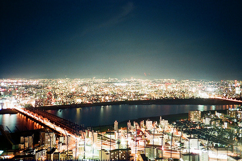 over-ture:  Osaka (by kikuzumi)