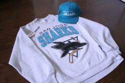 Old Sharks merch > New Sharks merch