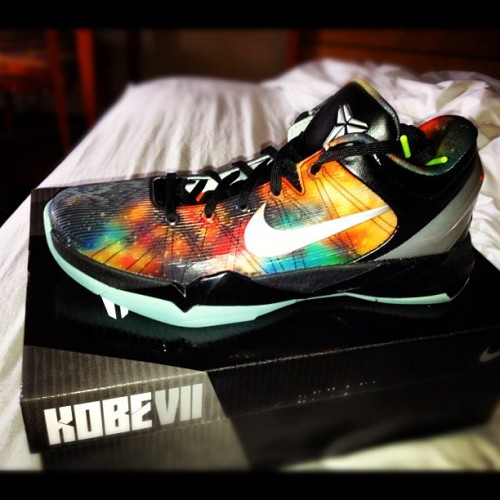 timsaunders:  #kobevii #allstar2012  (Taken with instagram)