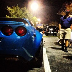 Wide body Z06 (Taken with instagram)