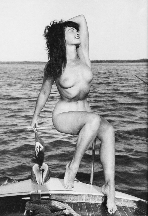 vintagegal:  Bettie Page by Bunny Yeager (1954)