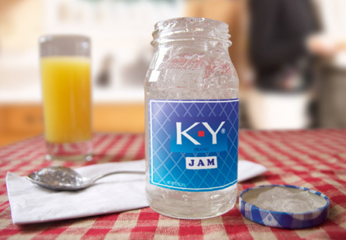 theonion:  K-Y Introduces New Line Of Jam  Please tell me this is a joke..