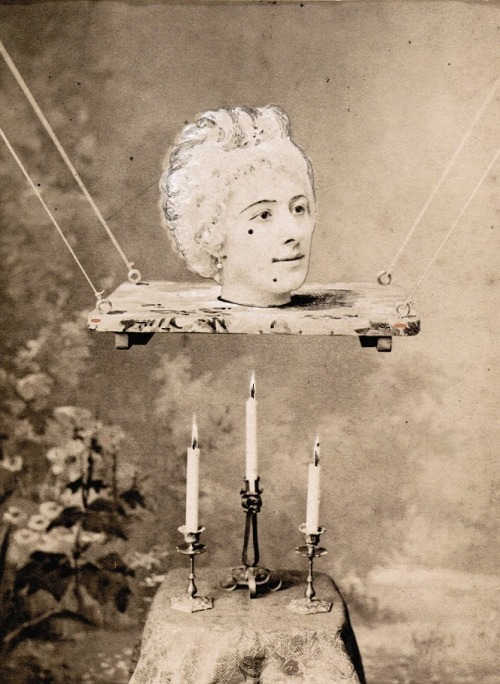 Jeanne d'Alcy in La source enchantée (c.1890s, dir. Georges Méliès) (via)