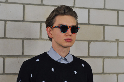 rtco:  Caspar at SEEK Berlin.  R.T.CO Sunglasses made in Austria, designed in Berlin: Now at Voo Store!