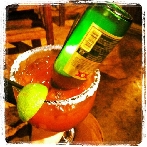#michelada :D want another one of these (Taken with instagram)