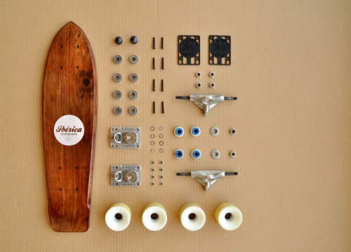 thingsorganizedneatly:  SUBMISSION: Iberica skateboards