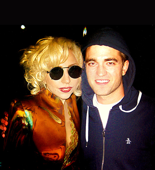 Maniping Rob and Gaga is a way of life