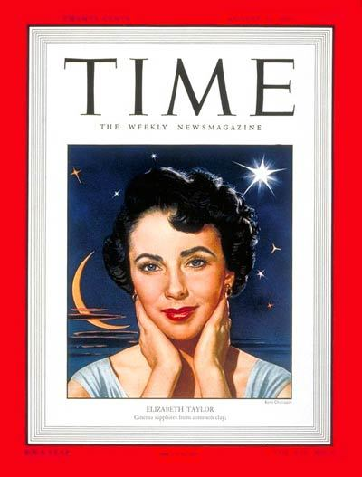 timemagazine:  Happy birthday, Elizabeth Taylor