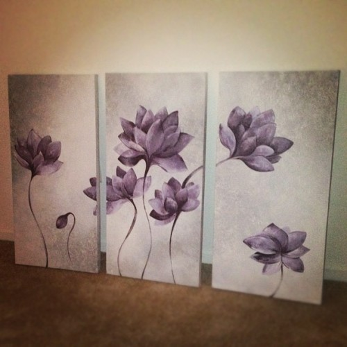 Last one… for now @JBPaintEffects #purple #smoky #canvas #flowers #jbpainteffects #painting #painting #art  (Taken with instagram)