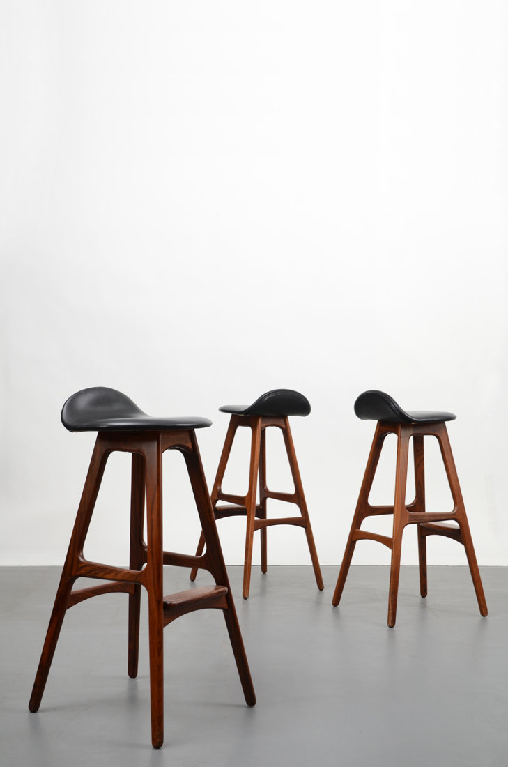 Stool by Erik Buch.