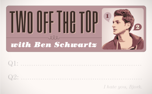 carolineeand:  andreastreeter:  TWO OFF THE TOP! Fill in your own! (Sponsored by popcorn.com)