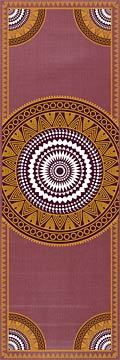 #Mandala inspired #Yoga Mat Get it Here Click Pic