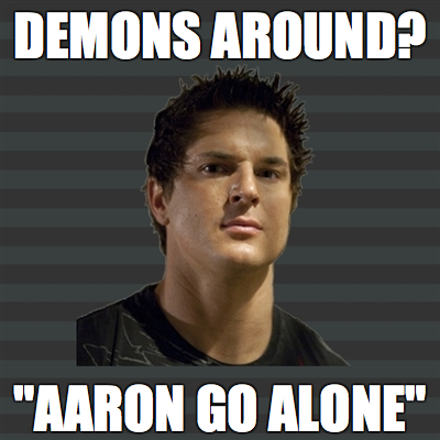 LOLLL. Soo truee. GHOST ADVENTURES :D