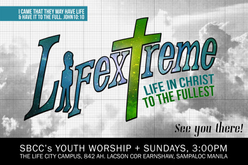 Lifextreme has a new logo! :)
