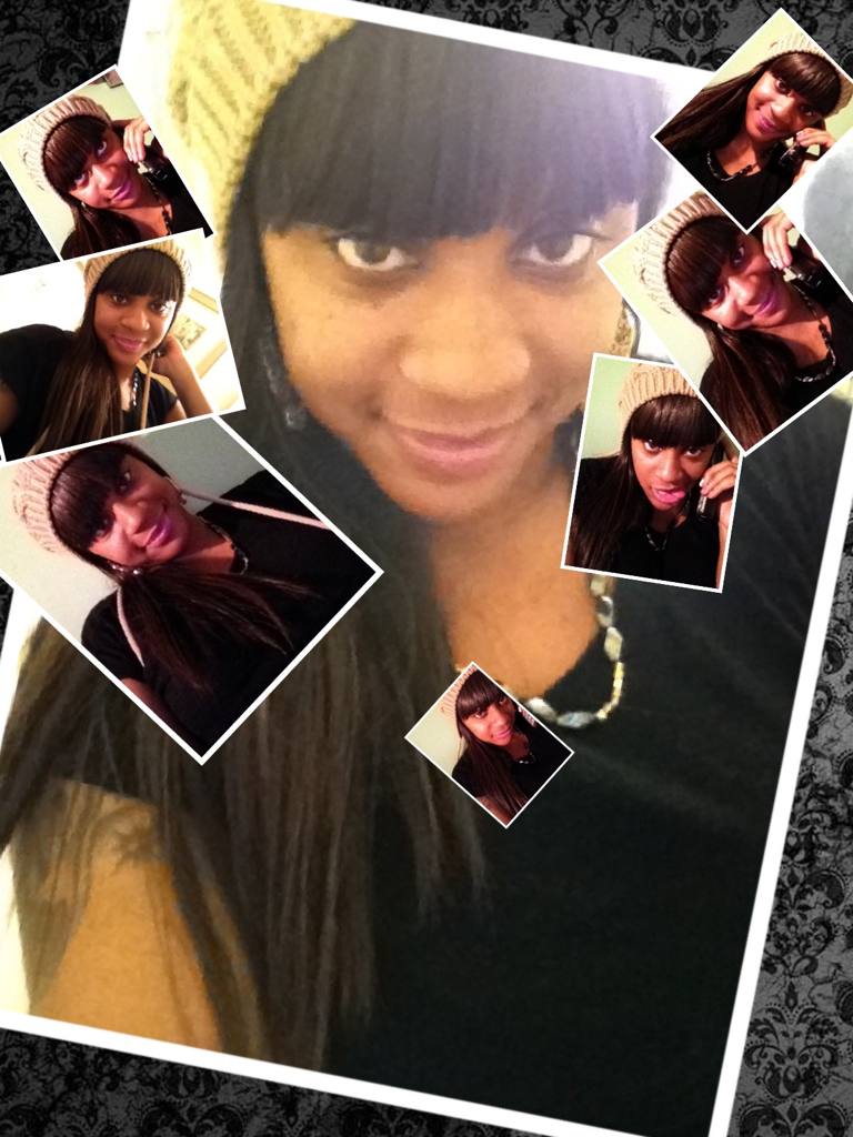 On my IPad messing with these app…I'm in love :)