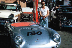 James Dean | Porche