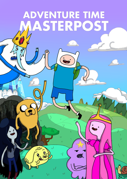 fibonaccio:  ADVENTURE TIME MASTERPOST Adventure Time is an animated television series. The series focuses on the surreal adventures undertaken by two best friends, Finn the human boy and Jake the dog with magical powers, who dwell in the Land of Ooo. These episodes were uploaded post-megaupload getting taken down so the links should work. The links will be updated every time a new episode comes out here. Theme Song: DOWNLOADHeath's Cover: DOWNLOAD  PILOT - DOWNLOAD / WATCH1a - Slumber Party Panic: DOWNLOAD / WATCH1b - Trouble in Lumpy Space: DOWNLOAD / WATCH2a - Prisoners of Love: DOWNLOAD / WATCH2b - Tree Trunks: DOWNLOAD / WATCH3a - The Enchiridion!: DOWNLOAD / WATCH3b - The Jiggler: DOWNLOAD / WATCH4a - Ricardio the Heart Guy: DOWNLOAD / WATCH4b - Business Time: DOWNLOAD / WATCH5a - My Two Favorite People: DOWNLOAD / WATCH5b - Boom Boom Mountain: DOWNLOAD / WATCH6a - Wizard: DOWNLOAD / WATCH6b - Evicted!: DOWNLOAD / WATCH7a - City of Thieves: DOWNLOAD / WATCH7b - The Witch's Garden: DOWNLOAD / WATCH8a - What Is Life?: DOWNLOAD / WATCH8b - Ocean of Fear: DOWNLOAD / WATCH9a - When Wedding Bells Thaw: DOWNLOAD / WATCH9b - Freak City: DOWNLOAD / WATCH10a - Henchman: DOWNLOAD / WATCH10b - Dungeon: DOWNLOAD / WATCH11a - The Duke: DOWNLOAD / WATCH11b - Donny: DOWNLOAD / WATCH12a - Rainy Day Daydream: DOWNLOAD / WATCH12b - What Have You Done: DOWNLOAD / WATCH13a - His Hero: DOWNLOAD / WATCH13b - Gut Grinder: DOWNLOAD / WATCH14a - It Came From the Nightosphere: DOWNLOAD / WATCH14b - The Eyes: DOWNLOAD / WATCH15a - Loyalty to the King: DOWNLOAD / WATCH15b - Blood Under the Skin: DOWNLOAD / WATCH16a - Storytelling: DOWNLOAD / WATCH16b - Slow Love: DOWNLOAD / WATCH17a - Power Animal: DOWNLOAD / WATCH17b - Crystals Have Power: DOWNLOAD / WATCH18a - The Other Tarts: DOWNLOAD / WATCH18b - To Cut a Woman's Hair: DOWNLOAD / WATCH19a - The Chamber of Frozen Blades: DOWNLOAD / WATCH19b - Her Parents: DOWNLOAD / WATCH20a - The Pods: DOWNLOAD / WATCH20b - The Silent King: DOWNLOAD / WATCH21a - The Real You: DOWNLOAD / WATCH21b - Guardians of Sunshine: DOWNLOAD / WATCH22a - Death in Bloom: DOWNLOAD / WATCH22b - Susan Strong: DOWNLOAD / WATCH23a - Mystery Train: DOWNLOAD / WATCH23b - Go with Me: DOWNLOAD / WATCH24a - Belly of the Beast: DOWNLOAD / WATCH24b - The Limit: DOWNLOAD / WATCH25a - Video Makers: DOWNLOAD / WATCH25b - Heat Signature: DOWNLOAD / WATCH26a - Mortal Folly: DOWNLOAD / WATCH26b - Mortal Recoil: DOWNLOAD / WATCH27a - Conquest of Cuteness: DOWNLOAD / WATCH27b - Morituri te Salutamus: DOWNLOAD / WATCH28a - Memory of a Memory: DOWNLOAD / WATCH28b - Hitman: DOWNLOAD / WATCH29a - Too Young: DOWNLOAD / WATCH29b - The Monster: DOWNLOAD / WATCH30a - Still: DOWNLOAD / WATCH30b - Wizard Battle: DOWNLOAD / WATCH31a - Adventure Time with Fiona and Cake: DOWNLOAD / WATCH31b -  What Was Missing: DOWNLOAD / WATCH32a - Apple Thief: DOWNLOAD / WATCH32b - The Creeps: DOWNLOAD / WATCH33a - From Bad to Worse: DOWNLOAD / WATCH33b - Beautopia: DOWNLOAD / WATCH34a - No One Can Hear You: DOWNLOAD / WATCH34b - Jake Vs Me-Mow: DOWNLOAD / WATCH35a - Thank you: DOWNLOAD / WATCH35b - The New Frontier: DOWNLOAD / WATCH36 - Holly Jolly Secrets: DOWNLOAD / WATCH37a - Marceline's Closet: DOWNLOAD / WATCH37b - Paper Pete: DOWNLOAD / WATCH38a - Another Way: DOWNLOAD / WATCH38b - Ghost Princess: DOWNLOAD / WATCH39a - Dad's Dungeon: DOWNLOAD / WATCH39b - Incendium: DOWNLOAD / WATCH41a - Hot to the Touch: DOWNLOAD / WATCH 41b - Five Short Graybles: DOWNLOAD / WATCH42a - Web Weirdos: DOWNLOAD / WATCH42b - Dream of Love: DOWNLOAD / WATCH43a - Return to the Nightosphere: DOWNLOAD / WATCH43b - Daddy's Little Monster: DOWNLOAD / WATCH