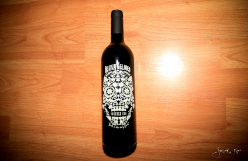 coolest wine bottle ? yes