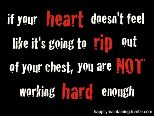 This is something my trainer would say to us :) #SOHIFitnessHawaii
