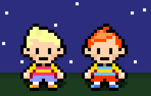 Lucas and Claus: PixelThat Mother 3 (2006)