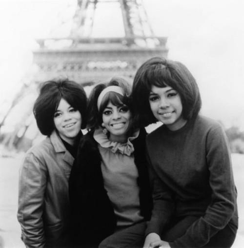 hollyhocksandtulips:  The Supremes, 1960s