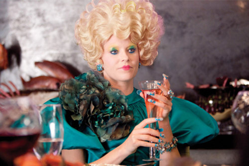 New Effie Trinket picture.