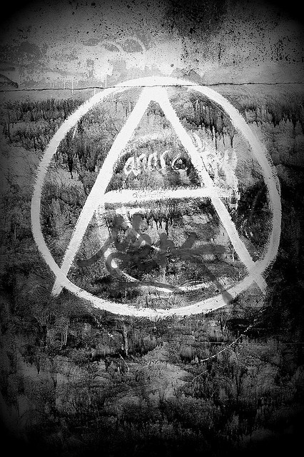 Anarchy by Walt Jabsco on Flickr.
