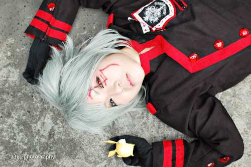 D.Gray-man: Allen Walker