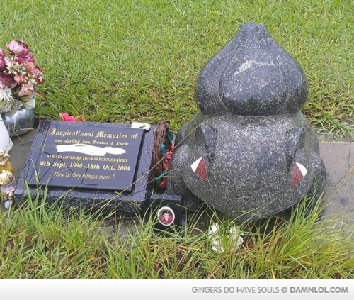When i die, my bestfriend said he was going to get me this gravestone I'm okay with this