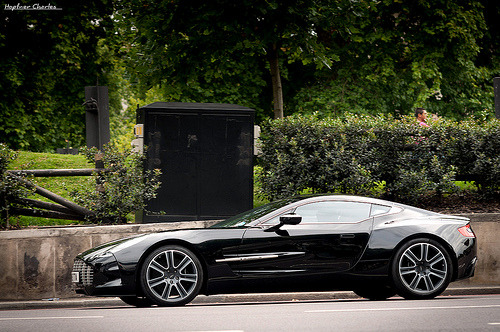 carpr0n:  Essence of Aston Starring: Aston Martin ONE-77 (by Charles Hopfner)